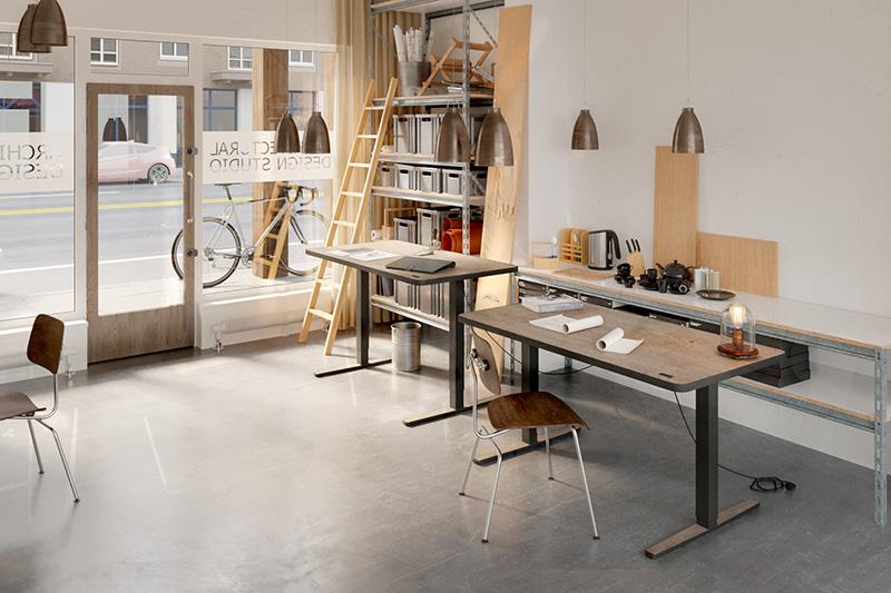 co-working spaces flexibles arbeiten