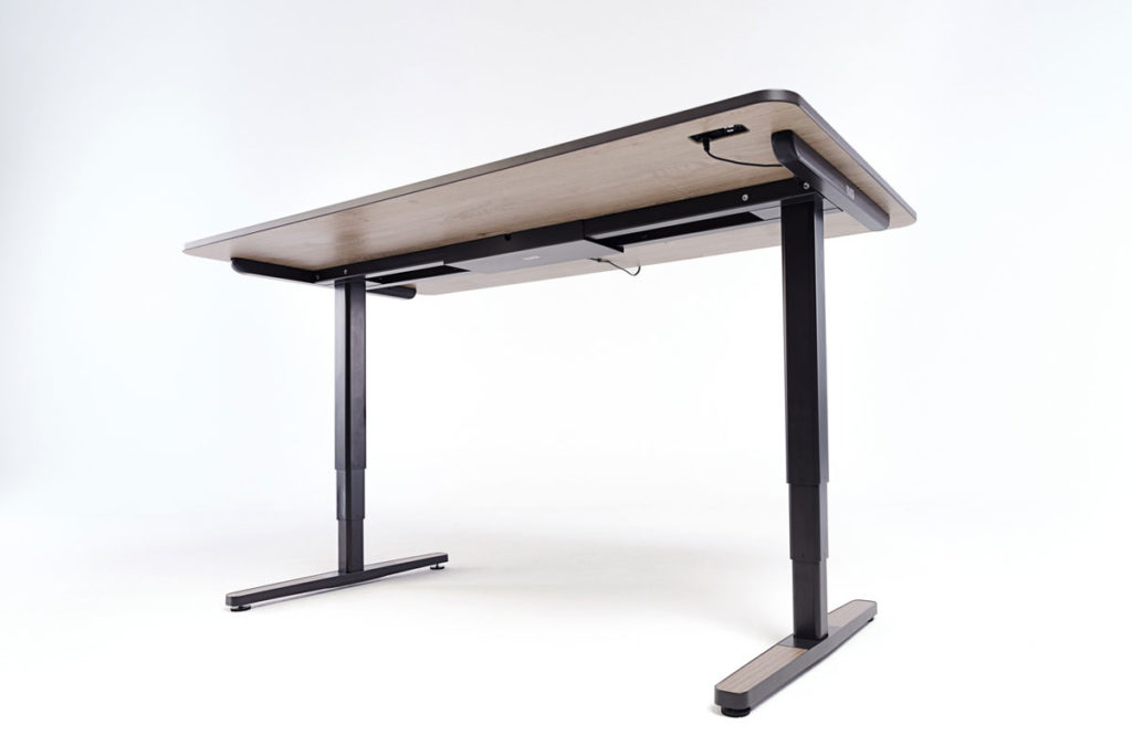 The unique technology of the Yaasa Desk Pro II enables the use of various smart functions.