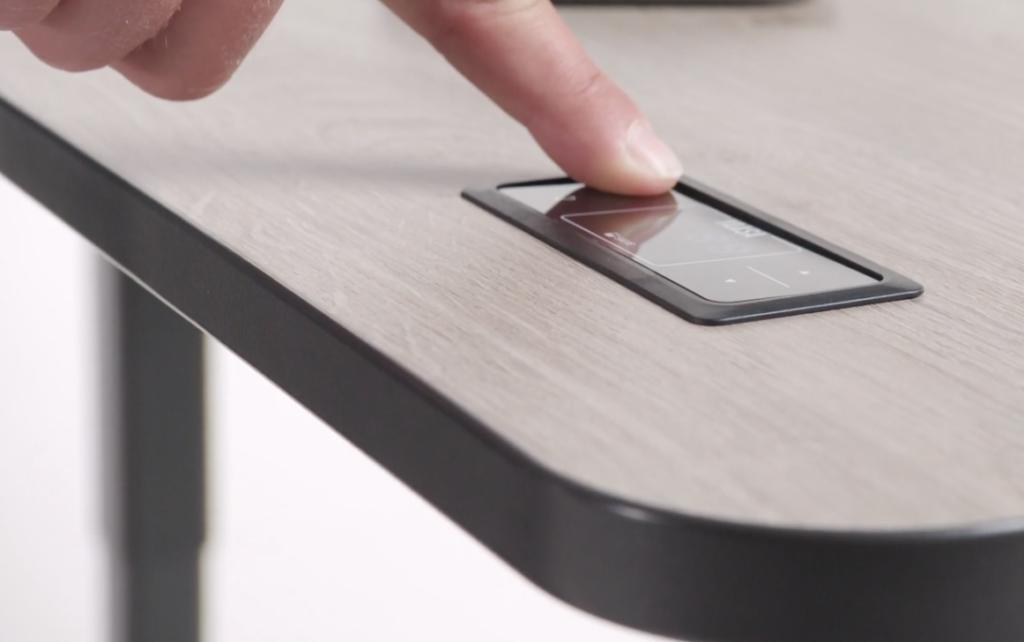 easy safety lock for your adjustable desk